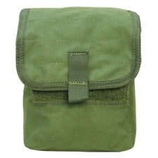 Ammo Pouch Carrier Dump Bag Mag Elastic Utility Pouches Molle Tactical-Od Green