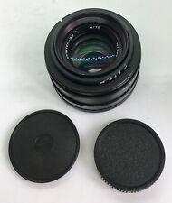 Russian Lens JUPITER-38 4/75 #7222 PHOTO-REGISTRATION camera SELENA video Belomo