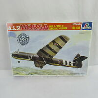 ITALERI A.S.51 HORSA MK.I/MK.II Assault Glider  IN 1/72 SCALE Sealed New