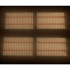Quantum Grow Light 550V2 Rspec Samsung lm301b 3000k 660nm HLG 480 driver dimmer