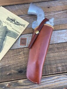 """El Paso Saddlery 1920 Three Persons Holster For Ruger SA .22 Revolver 6 1/2"""""""