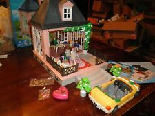 PLAYMOBIL 4297 WEDDING Pavillion Chapel Complete with Figures and car