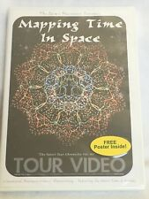 New Sealed Satori Movement Mapping time in Space Skateboard Dvd