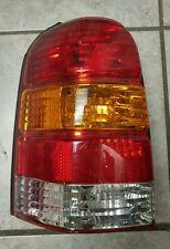 01 02 03 04 05 06 07 Ford Escape LH Taillight Assembly