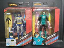 DC Multiverse SuperFriends Series Batman, Superman, Green Lantern, Aquaman Class