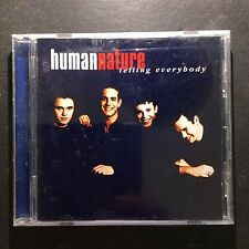 Human Nature - Telling Everybody - 12 track CD (1996)