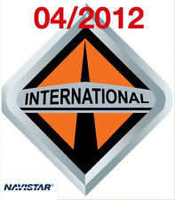 1990-2012 INTERNATIONAL NAVISTAR ISIS DIAGNOSTIC REPAIR SERVICE MANUAL