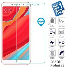 2 x For Xiaomi Redmi S2 Genuine Tempered Glass Screen Protector Film Cover Clear