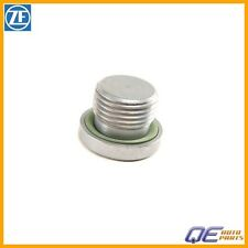 BMW 540i Transmission Drain Plug with Seal Ring for Automatic Trans 18 X 1.5 mm