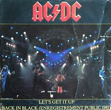 "AC/DC - Let's Get It Up  - Vinyl 7"" 45T (Single)"