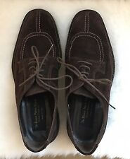 TO BOOT NEW YORK ADAM DERRICK MEN SHOES 8.5 MADE IN ITALY