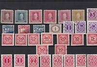 austria postage due and military stamps ref r12121