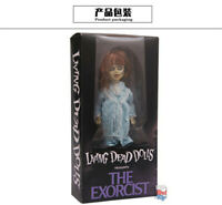 Chucky Living Dead Dolls Zombies Doll The Exorcist Horrify Model Toys Boxed New