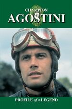 Champion Giacomo Agostini - Profile of a legend (New DVD) Motorcycle sport
