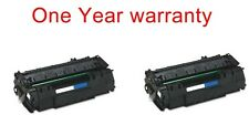 2pk non-OEM black laser ink toner cartridge for HP 1320 series Laser-Jet Printer