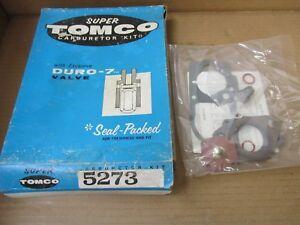 1967 -71 BUICK OPEL CARBURETOR KIT TOMCO 5273
