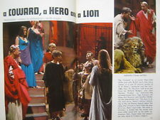 1967 TV Guide (NORMAN  WISDOM/ED  AMES/ANDROCLES  AND  THE  LION/YVETTE  MIMIEUX