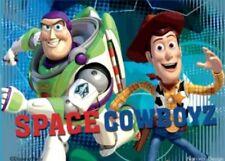 """Space Cowboyz - Disney's Toy Story Woody & Buzz - 3.5"""" x 2.5"""" Ice Box Magnet"""