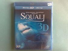 SQUALI (SHARKS) 3D - BLU-RAY DISC NUOVO SIGILLATO (SEALED)