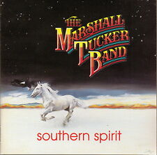 The MARSHALL TUCKER BAND - Southern Spirit (CD 1990)