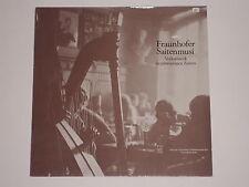 Fraunhofer Saitenmusi - Volksmusik in schwierigen Zeiten LP