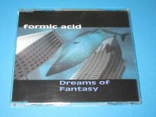 Formic Acid / Dreams Of Fantasy (GER 1995, ZYX 8023-8) - Maxi CD