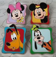 Peeking Mickey Mouse and Friends in Frames Starter Set Choose a Disney Pin