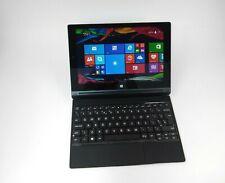 """Tablet Lenovo Yoga Tablet 2 32 Gb 2 Gb Ram 10,1"""" IPS Windows 10 Negro TB2-1051F"""
