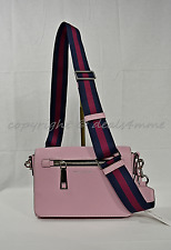 MARC By Marc Jacobs M0008278 Small Gotham City Shoulder/Crossbody Bag Pink Fleur