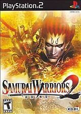 BRAND NEW SEALED PS2 -- Samurai Warriors 2 (Sony PlayStation 2, 2006)