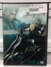 ** Final Fantasy VII: Advent Children (2 discs) - DVD - Used/Acceptable
