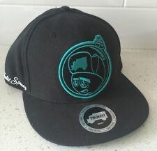 TRUKFIT Black Adjustable Hat Cap