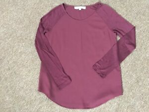 French Connection Classic Raglan Style Top - XS, IMMACULATE