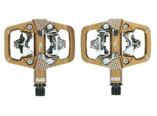 NEW 2019 LOOK X-TRACK EN-RAGE + PLUS MTB Bike Pedals SPD Compatible Cleat BRONZE