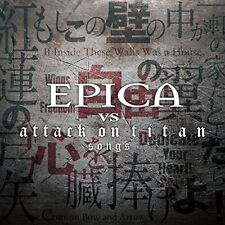 Epica - Epica Vs Attack On Titan Songs [New CD] Japan - Import