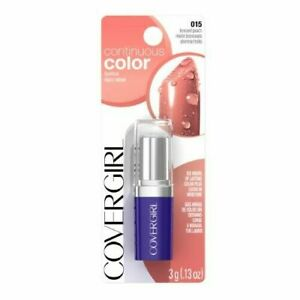 CoverGirl Continuous Color Lipstick Choose Your Shade New