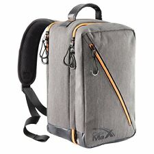 Travel Cabin Bag Stylish Carry on Stowaway UV Coated Tote Grey Travelling Gear