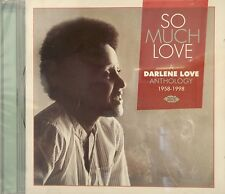 DARLENE LOVE ANTHOLOGY 'So Much Love' - 24 Cuts on ACE