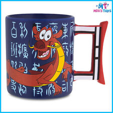 Disney Mulan's Mushu Ceramic Mug brand new