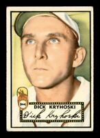 1952 Topps Set Break # 149 Dick Kryhoski VG-EX *OBGcards*