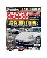 Modern Classics Magazine March 2020 Porsche Cayman S BMW Z4 Octavia vRS Estates!