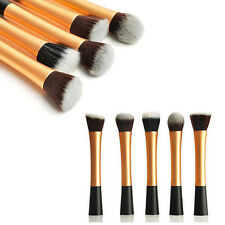 1Pc Golden Pro Makeup Brush Concealer Powder Foundation Blusher Complexion Brush
