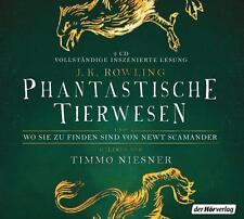Rowling   Phantastische Tierwesen und wo sie zu finden sind von Newt Scamander