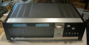 JVC JR-S200L mkII, Stereo Receiver, Working, VGC, With Ariels ,Used ,No box or I