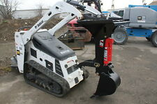 Backhoe for Bobcat MT-50/52/55 & 463 - Eterra E40 Mini Skid Steer Backhoe 48""