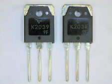 "2SK2039 ""Original"" Toshiba  MOSFET  Transistor 2  pcs"