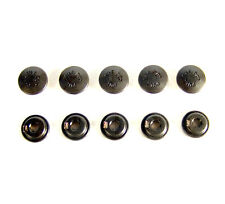 Pull The Dot Snap, Cap & Socket Only, Black Oxide Finish, 5 Pc. Ships from USA!