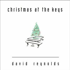 DAVID REYNOLDS - CHRISTMAS AT THE KEYS - 15 TRACK MUSIC CD - LIKE NEW -F218