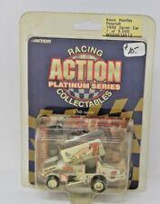 Kevin Huntley Racing Action Platinum Series 1998 Sprint Car #7 1:50 New Rare