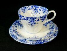 Beautiful Royal Albert Dainty Blue Trio